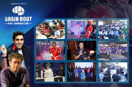 Engage4more Set to Present Finale of Latest Inter-Corporate Quiz IP Brain Bout