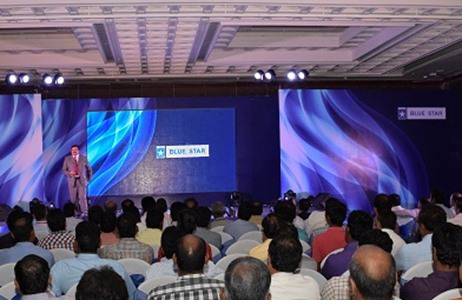 Blue Star organizes its first edition of AMC Customers Meet 2014