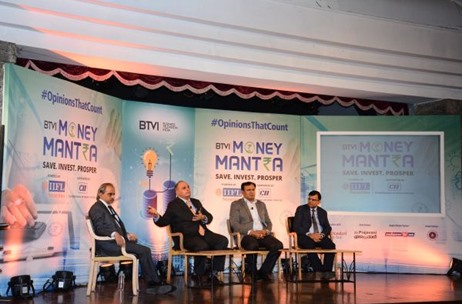 BTVI Money Mantra Managed by Tantraa Events Saw a Huge Response in Bengaluru