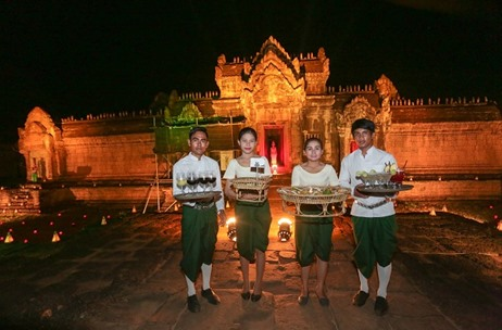 A 3-Day Birthday in Cambodia by Tamarind Global Featuring Amazing Activities, Decor & Experiences!