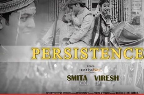 PERSISTENCE: A Heart-Warming Wedding Film by SeventybyTwo Wedding Stories