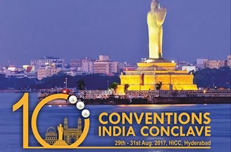 ICPB Announces 10th Conventions India Conclave to Take Place in Hyderabad