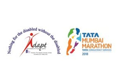 ADAPT On Board the Tata Mumbai Marathon in Support of the Champions with Disability Category
