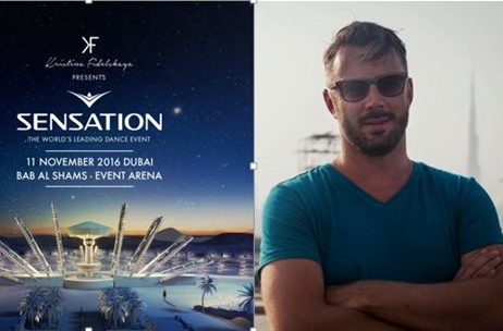 Everything You Need to Know About Sensation Dubai 2016: An Interview with Nicolas Vandenabeele