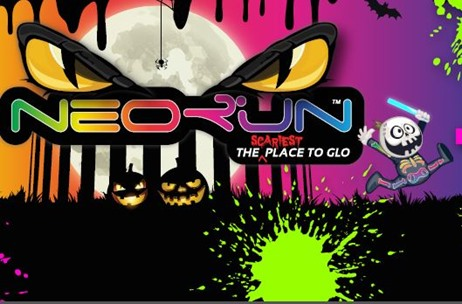 The 2nd Edition of NEORUN - The Scariest Place to GLO by RedFilo Events to Take Place in Abu Dhabi