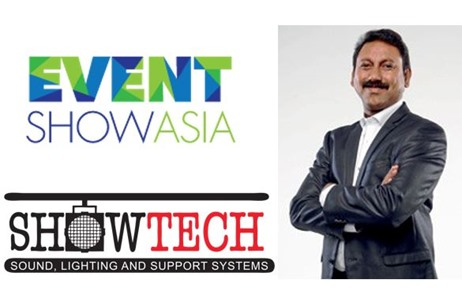 Showtech Chooses Event Show Asia for Debut Engagement with the Indian Market