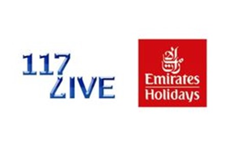 Emirates Holidays Partners with 117Live for the Biggest Nights in Music