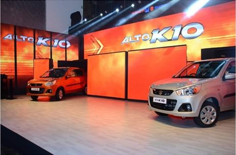 Maruti Suzuki urges all to 'Chase Life' with the new Alto K10