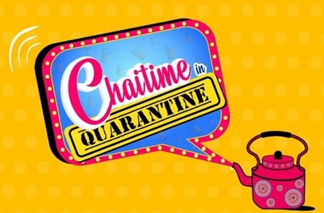 Riyaz Sayed & Khushbu Vaid, Pentagon Events Talk About their New IP 'Chai Time In Quarantine'