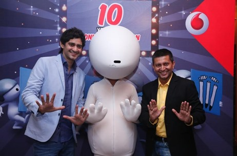 Vodafone Announces Multiple On-Ground Initiatives to Sizzle Up IPL 10 for Audiences