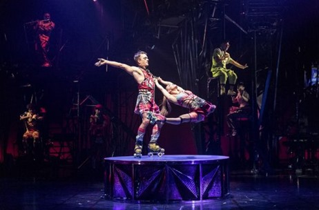 Mumbai Gears Up for Cirque Du Soleil BAZZAR's Indian Debut