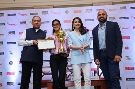 Victor Tango Executes Classmate Spell Bee Season 10 Across 1000 Schools in India