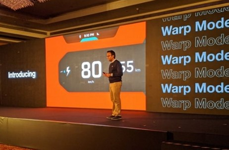Candid Marketing Curates & Executes Ather 450X Launch in Delhi