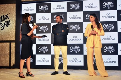 Colorbar Welcomed Jacqueline Fernandez as its Global Face at a Stylish Affair Managed by 70 EMG