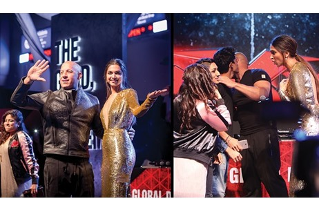 Vin Diesel's India Visit Sees Fountainhead MKTG Create History with 6 Back-to-Back Events