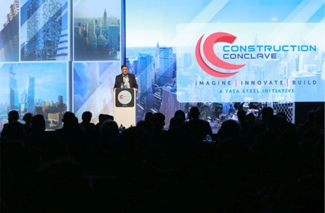 TATA Steel Hosts Construction Conclave 2018 in Dubai; Executed by Matrix