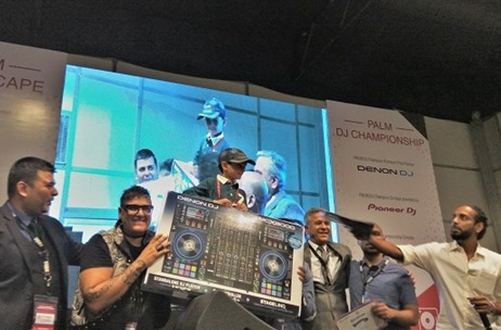 10 Year-Old 'DJ Atom - Bass Boy' Becomes the Youngest Winner of 'Palm Expo 2017 DJ Championship'