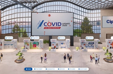 Digital Jalebi Conceptualises, Designs Cipla COVID Update Series Combining Live Events and Archive