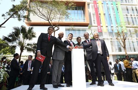 Chemical Company BASF Launches Innovation Campus in Navi Mumbai