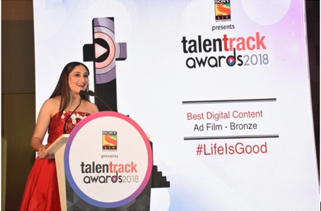 CPM India Gives talentrack awards 2018 a Stellar Execution