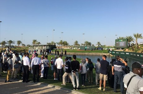 Creative Technology Partners with The European Tour for Inaugural Saudi International