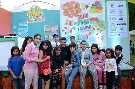 Capital plays host to Kids Culinaire: India's first ever food festival for children