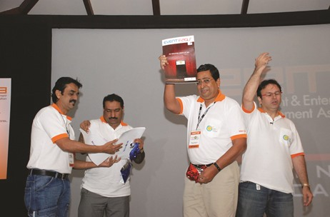 Reminiscing EEMA's Decade: Glimpses from the First EEMAGINE Convention in Goa