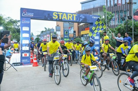 Senses Creations Execute the Second Edition Of Forum Cyclothon