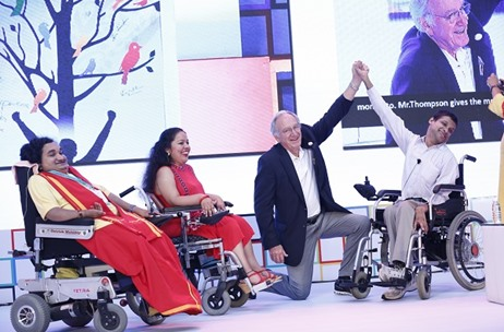 Evenflow Experiences Manages the 6th Edition of India Inclusion Summit