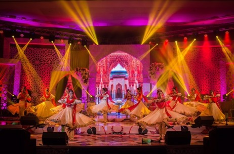 Swaaha Wedding Management Decks Up Sahara Star for This Fun-filled Wedding
