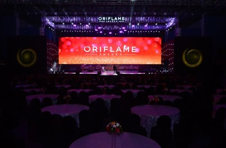 Oriflame Directors' Seminar 2018 Executed By Fountainhead MKTG Brings The Brand's 'Home Swede Home'