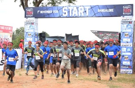 Bengaluru edition of Maruti Suzuki Devils Circuit witnesses over 4000 participants & spectators