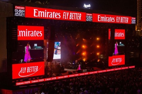 Done Events Conceptualizes & Executes the Emirates Airline Dubai Jazz Festival 2020