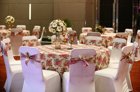 A Traditional Engagement by Designer Events Inc. at Vivanta by Taj, Gurgaon