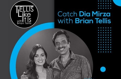 Dia Mirza Talks About her Life Journey From Hyderabad to the World & More on TellisLikeItIs!