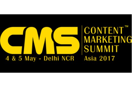 CMS Asia to Release 'Eye on Content' Study at 4th Edition to be Held in Gurgaon