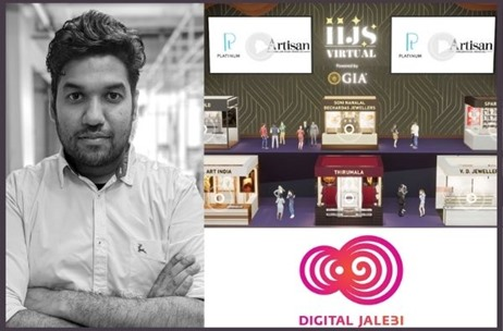 IIJS Allowed Jewellers to Conduct Real Business at the Virtual Event: Nikhil Joshi, Digital Jalebi