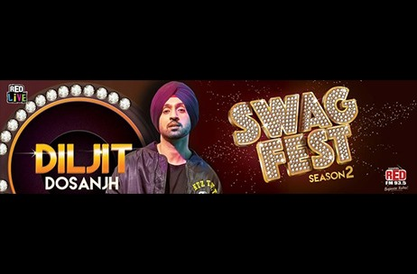 Red Live Swag Fest to Turn Up The Heat With Actor Diljit Dosanjh in Second Edition