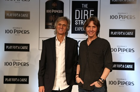 Dire Straits Experience to Debut in India Today for 'Play for a Cause' Initiative Managed by Salt