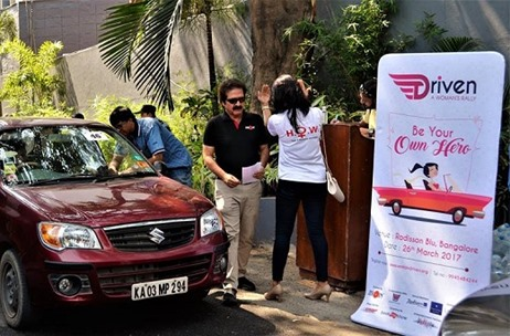 Zeroin Launches New IP 'DRIVEN' in Bengaluru to Celebrate Women Drivers and Riders