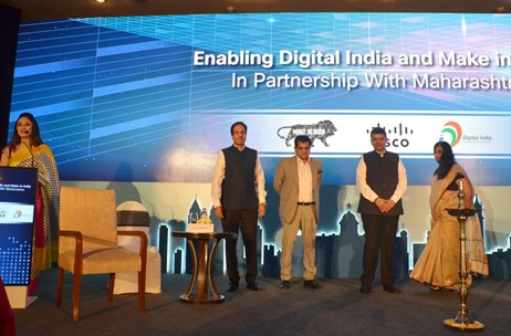 CISCO Launches New Manufacturing Facility in Pune; Launch Event Held in Mumbai