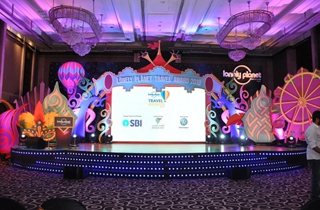 Lonely Planet Magazine India Travel Awards 7th Edition Brought to Life by Fountainhead MKTG