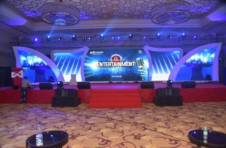 Wonder Cement Dealer Conference in Goa, Managed By First Spark India Ventures