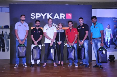 Rising Pune Supergiants Meet & Greet by LYF Smartphones & Spykar