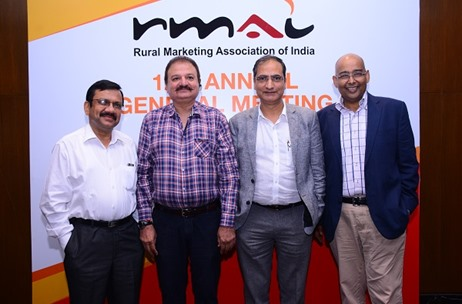Sanjay Kaul Re-elected as President of Rural Marketing Association of India (RMAI)