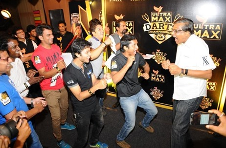 Showhouse Manages the Maiden Kingfisher Ultra Max Darts Championship Across 5 Cities