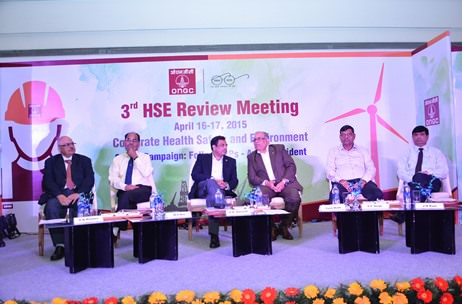 Promodome executes ONGC 3rd HSE Review Meeting in Greater Noida