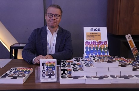 MICE is a Young Market That Will Experience Enormous Growth: Gebert Janssen, The real MICE Book