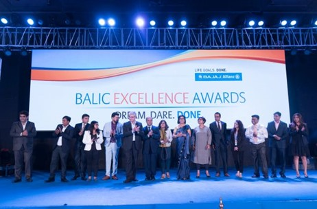 Bajaj Allianz Life Insurance Annual Awards 2018 Organised by Corporate Events