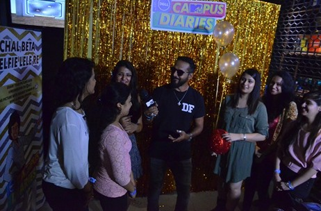 Dell MTV Campus Diaries Kicks Off College Season with Fresher's Party at FLYP@MTV